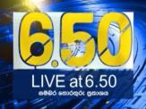 Live at 6.50 - 17-09-2020