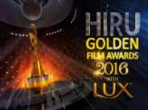 Hiru Golden Film Awards 2016 - 24/09/2016